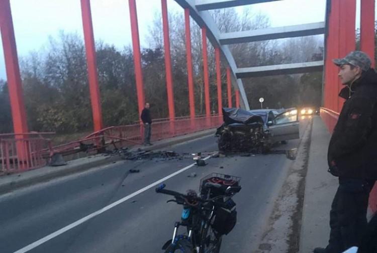 Megsérült, emiatt járhatatlan a híd Tiszalök és Tiszadada között