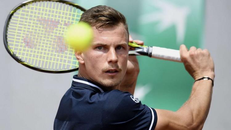 Fucsovics nem ment el a teniszválogatott edzésére