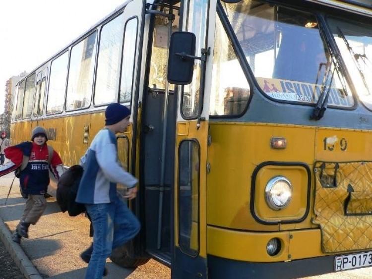 Jöhetnek az iskolabuszok Szabolcsban is