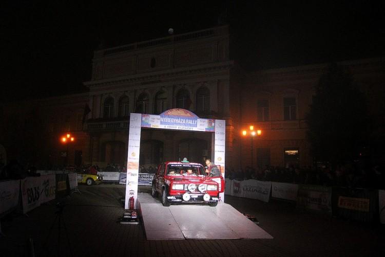 Rali-Eb futamot rendez 2019-ben Nyíregyháza
