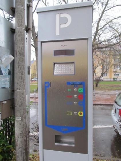 Így parkolunk Nyíregyházán, ha ingyenes