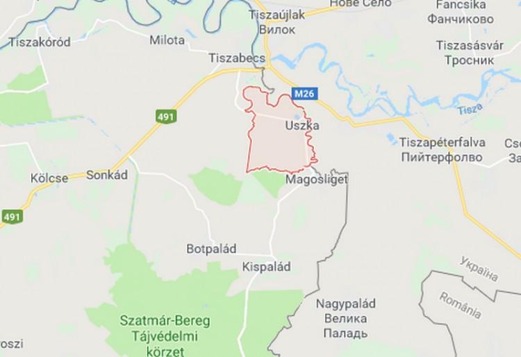 Egyszemélyes törökvész Uszkán