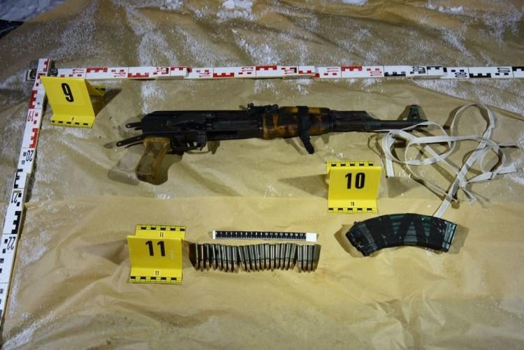Gépkarabéllyal rabolt Máriapócson – előzetesbe került
