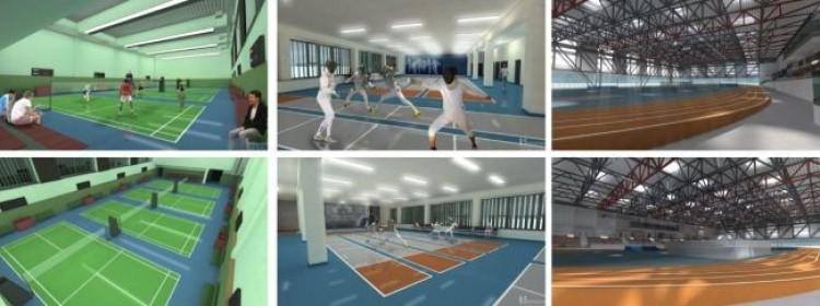 Milliárdokat költenek az atlétikai centrumra Nyíregyházán