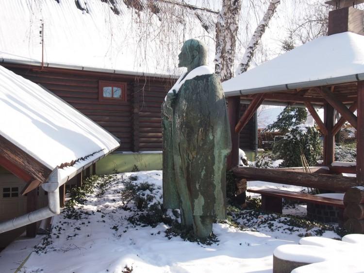 Megtaláltuk Lenint Nyíregyházán