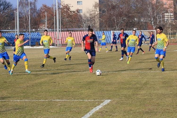 Négy gólt lőtt a Szpari Nyíregyházán
