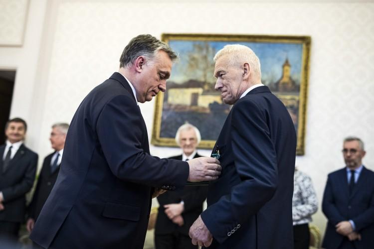 Erre az emberre figyelt a fiatal Orbán Viktor