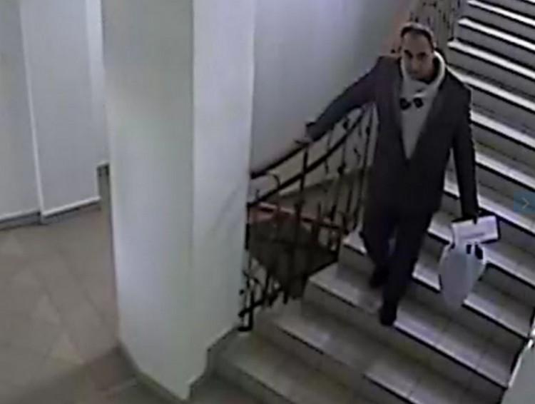 bacd4c93fe Nyíregyházi hivatalból lopott egy férfi - szabolcsihir.hu
