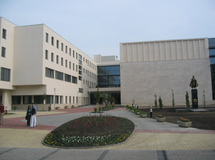 A Nyíregyházi Egyetem lehet a legszebb campus