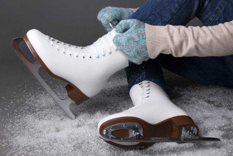 Nyíregyházán március végéig korcsolyázhat