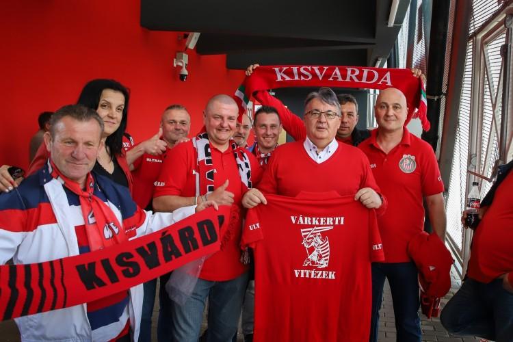 Vitézzé avatták Kisvárda polgármesterét