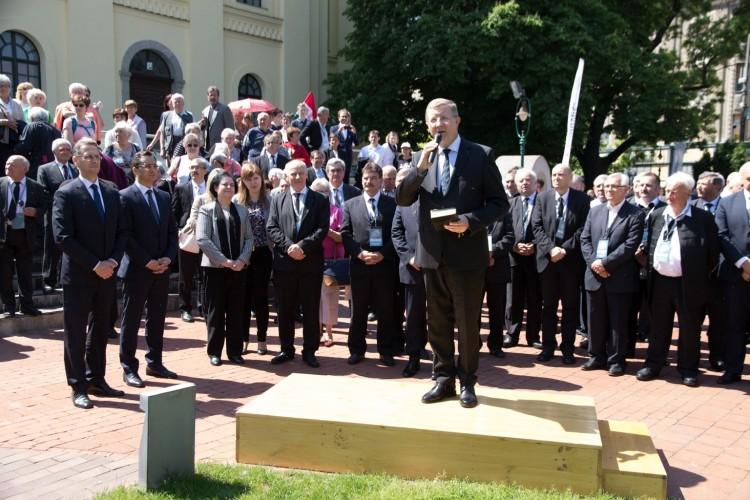 Debrecenben nyilatkozott meg a református zsinat
