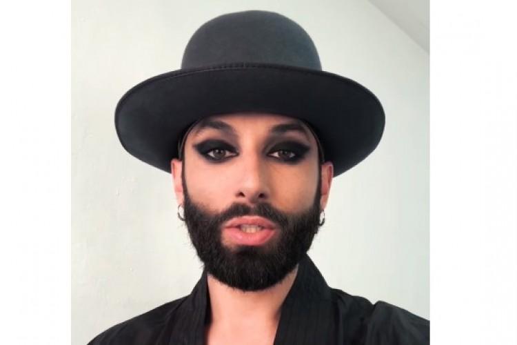 Conchita Wurst hozzánk is szól – VIDEÓ!