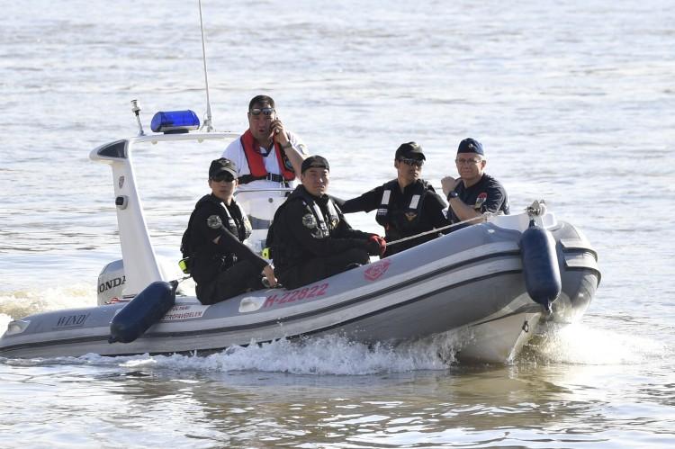 Előzés során történhetett a budapesti hajókatasztrófa