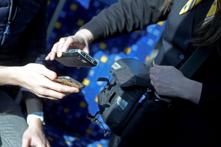 Testkamerák védik a jegyvizsgálókat a mátészalkai vonalon