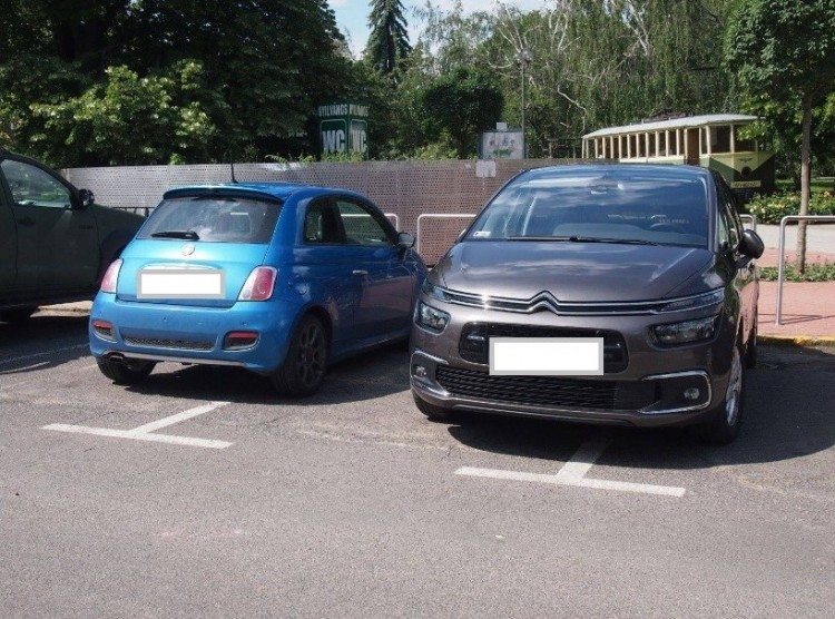 Citromot a nyíregyházi parkolóknak!