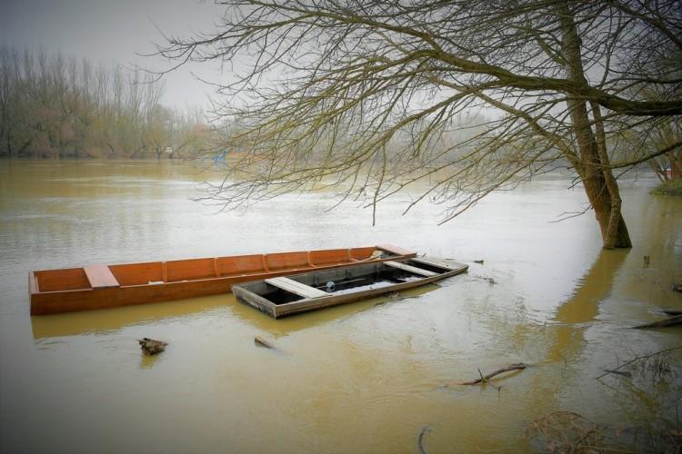 Másodfokú árvízvédelmi készültség a Túron