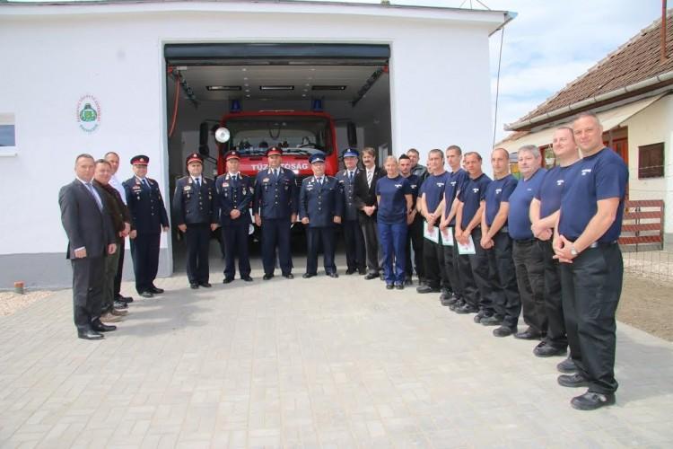 Nyitott kapukkal várnak a tűzoltók Nyíregyházán