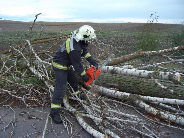 Komoly károkat okozott a vihar Szabolcs-Szatmár-Beregben