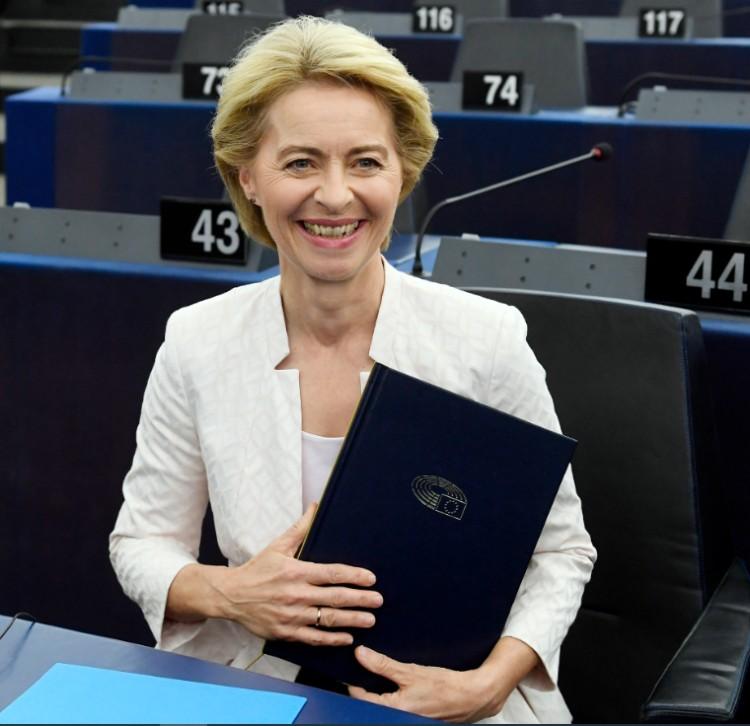Német politikus lett az Európai Bizottság következő elnöke