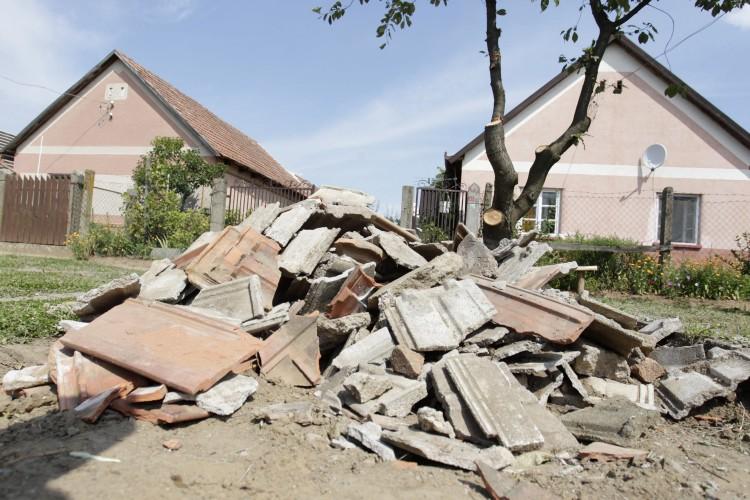 67 millió forintos adományt kapnak a vihar sújtotta szabolcsi falvak