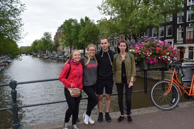Öt nyíregyházi diák ingyen bejárta Európát