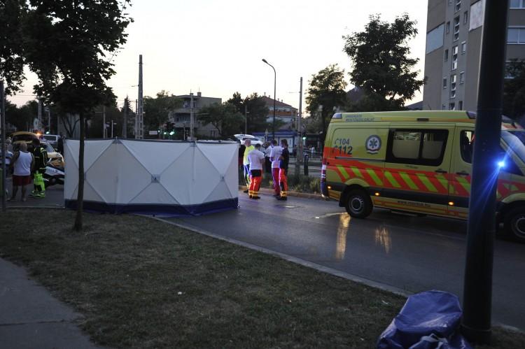 Halálos gyermekgázolás Budapesten