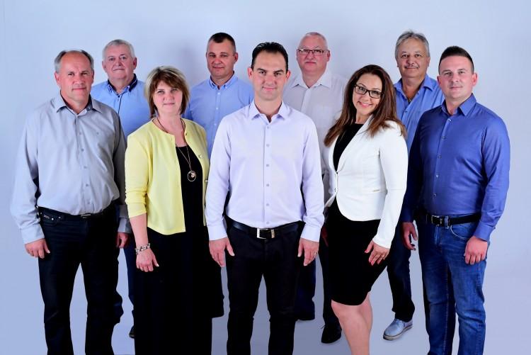 Itt a csapat, amelyik Ibrányért akar tenni