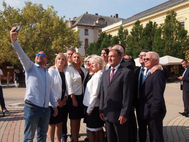 A Fidesz-KDNP is bemutatta jelöltjeit Nyíregyházán
