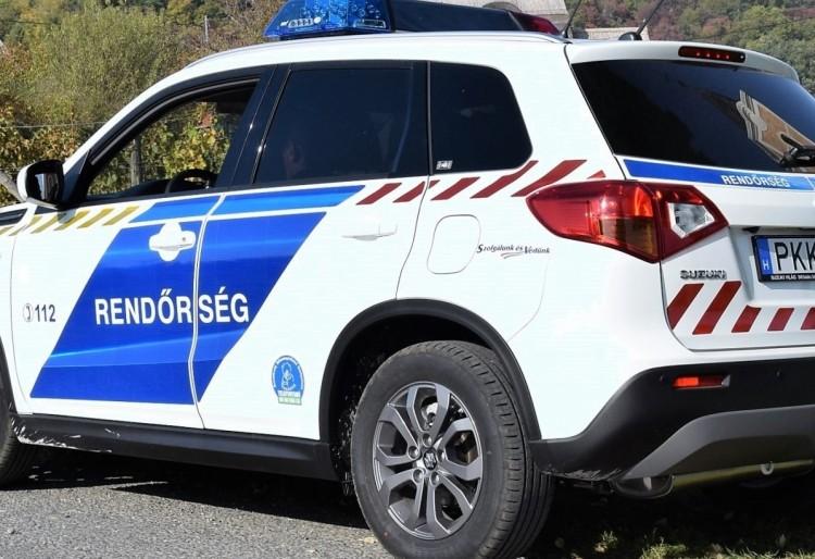 Rendőrautókat árvereznek Nyírbátorban