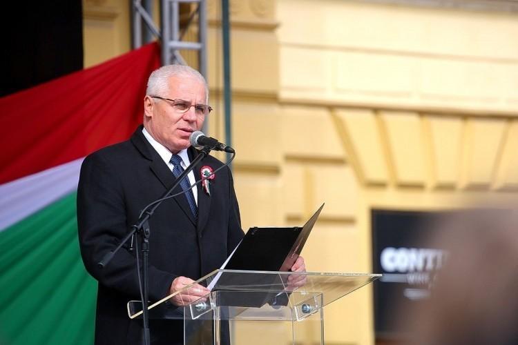 Állami kitüntetést kapott Nyíregyháza polgármestere
