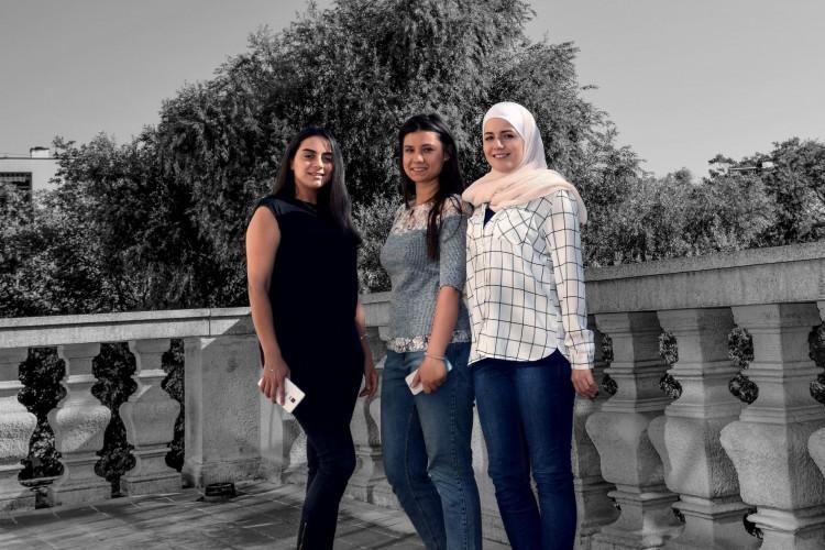 Szíriából és Jordániából érkeztek diákok Nyíregyházára