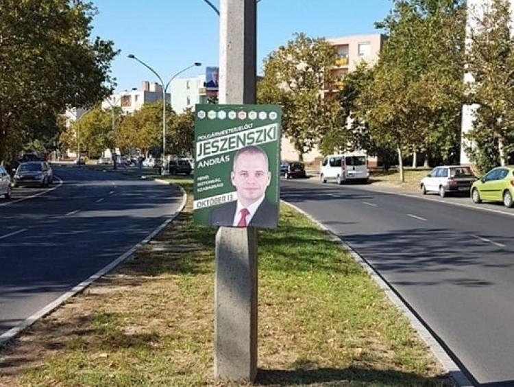 Eltiltották a további jogsértésektől az MSZP-t és az ellenzéki polgármesterjelöltet Nyíregyházán