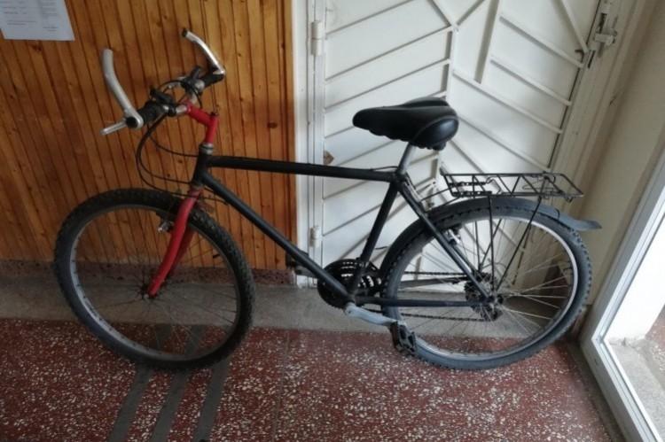 Csaholci biciklitolvajt fogtak Újfehértón