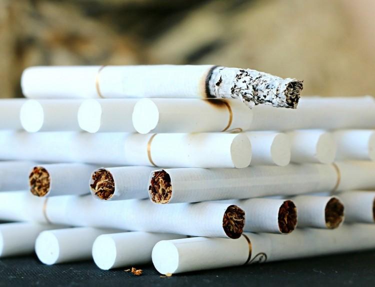 Cigaretta miatt ítéltek el két ukránt Nyíregyházán