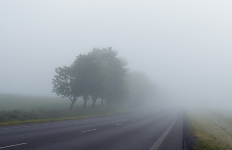 Sűrű ködbe burkolózik Szabolcs megye