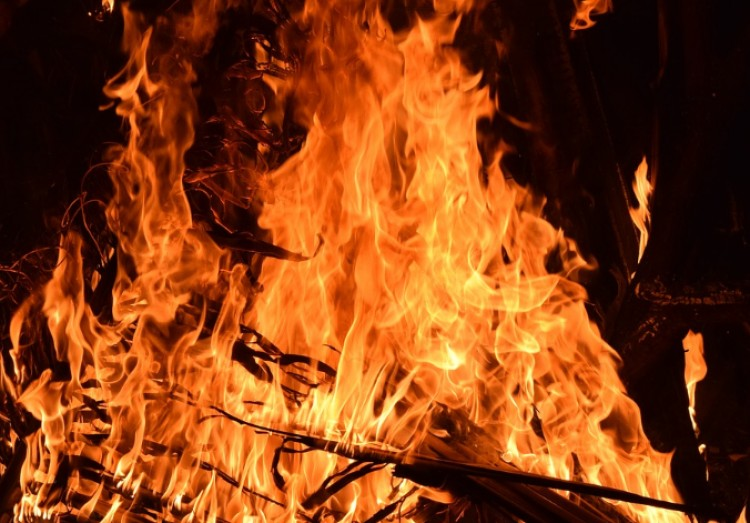 Lángok csaptak fel egy nyíregyházi pincében