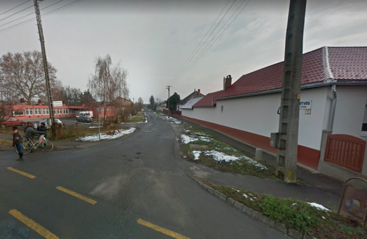 Új aszfaltot kap egy vásárosnaményi utca