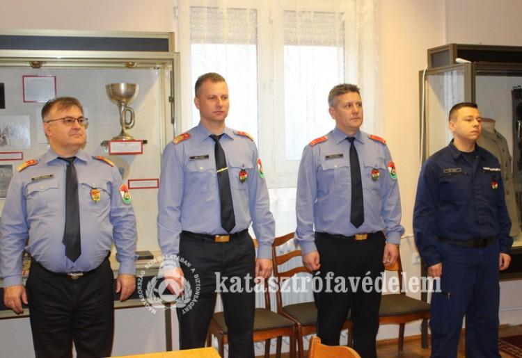 Kinevezéseket adtak át Szabolcs megyében
