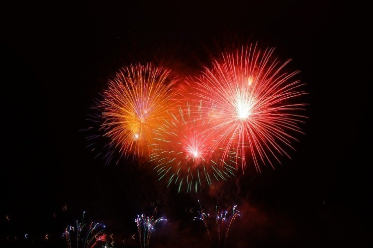 Balul sült el a tűzijáték Nyírábrányban (is)