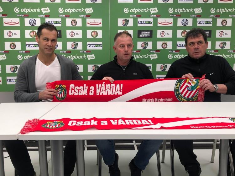Új vezetőedző a Kisvárda élén