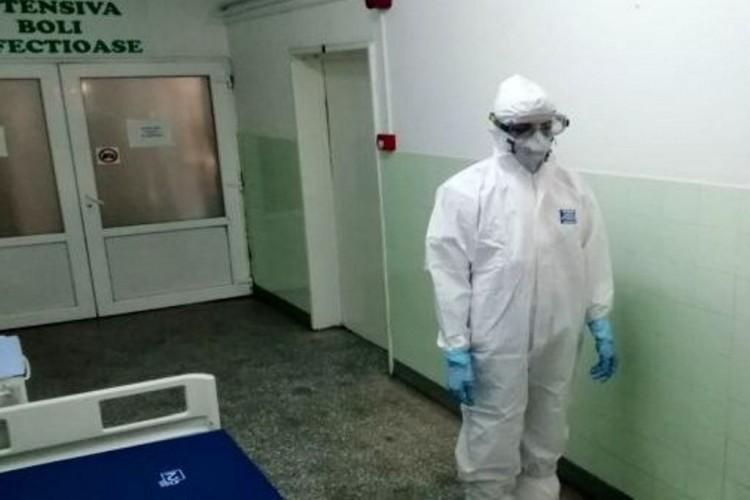 Koronavírus-fertőzés gyanújával kezelnek egy fiatalt Temesváron