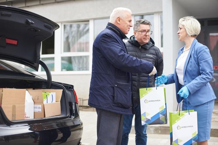 Eddig nyolcvanötször nyújtott segítséget a nyíregyházi önkormányzat