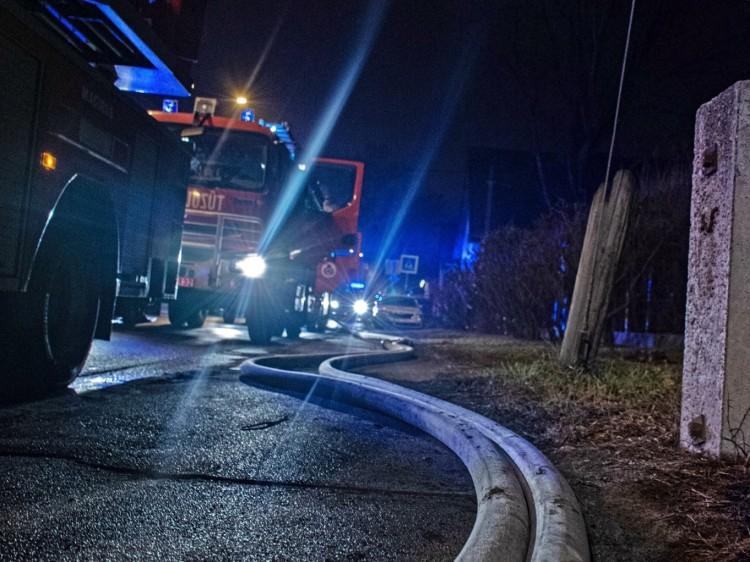 Balesetnél avatkoztak be tűzoltók Balmazújvárosban