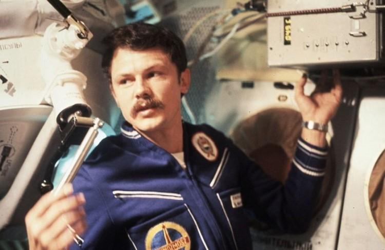 Negyven éve indult magyar az űrbe