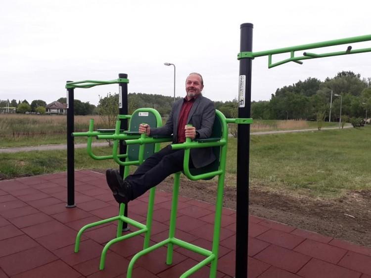 Lehet követni erősítésben Tiszavasvári polgármesterét