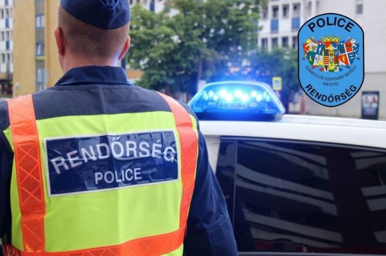 150 ezres bírságot kaptak az engedély nélküli vezetők Szabolcsban