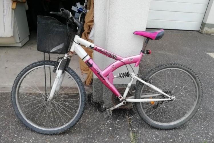 Lopott nyíregyházi bicikli keresi a gazdáját