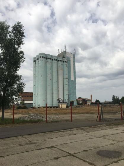 Miskolci cég robbantott Nyírbátorban