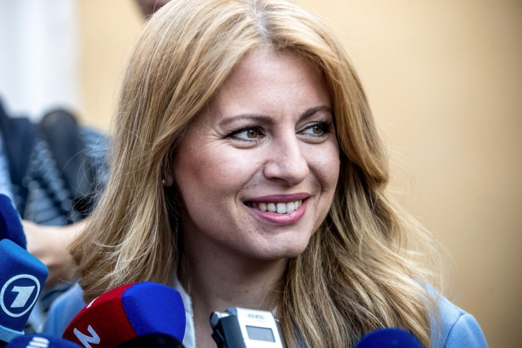 Karanténba került a szlovák államfő